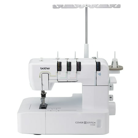 Brother CV3440 Single-Sided Cover Stitch Machine