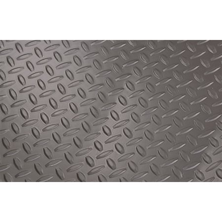 Husky Liner 82202 Classic Style Series Thermoplastic Elastomer Grey Center Hump Floor Liner - image 1 of 2