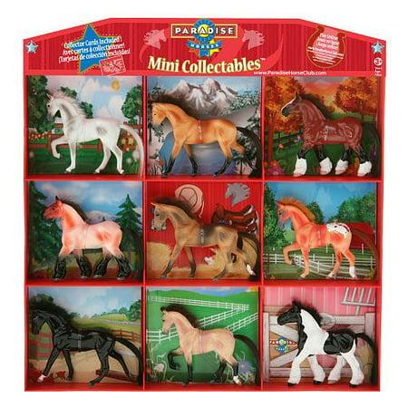 Paradise Horses Mini Collectibles Set by Paradise Kids - image 1 of 1