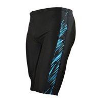 Adoretex Men's Sunfire Spice Jammer Swimsuit (MJ006) - Black/Blue - 26