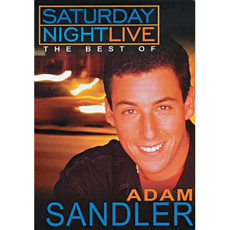 Saturday Night Live: The Best Of Adam Sandler (Full