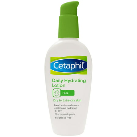 Cetaphil Daily Hydrating Lotion, 3 fl oz (Best Daily Face Lotion)