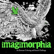 Imagimorphia : An Extreme Coloring and Search Challenge