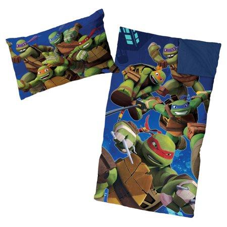 Nickelodeon Teenage Mutant Ninja Turtles City Slumberbag by Nickelodeon ()