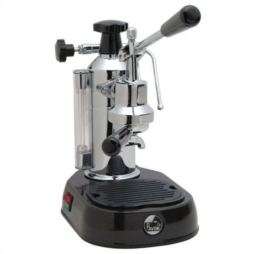 Click here to buy La Pavoni Europiccola 8 Cup Espresso Machine with Base by La Pavoni.