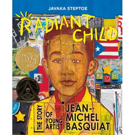 Radiant Child: The Story of Young Artist Jean-Michel Basquiat (Hardcover) (The Story Of Halloween For Kids)