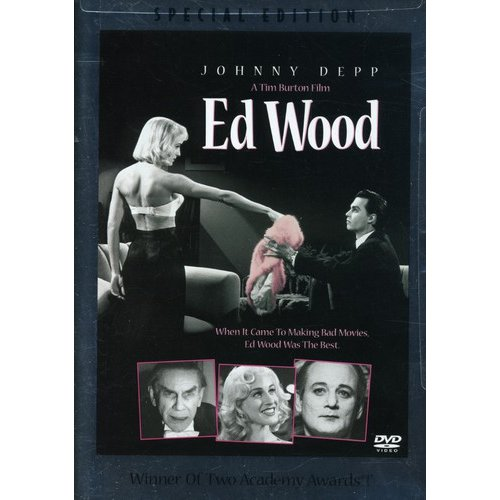 Ed Wood (Special Edition) (Widescreen)