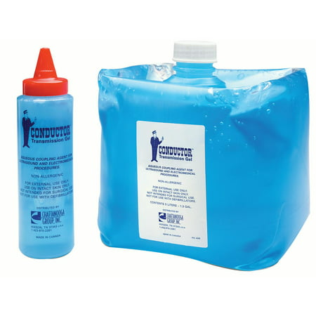 Chattanooga Treatment Tables (Chattanooga Conductor ultrasound gel, 5 liter,)