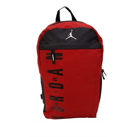 Nike Jordan Jumpman Youth Backpack (One Size, Gym Red) ()