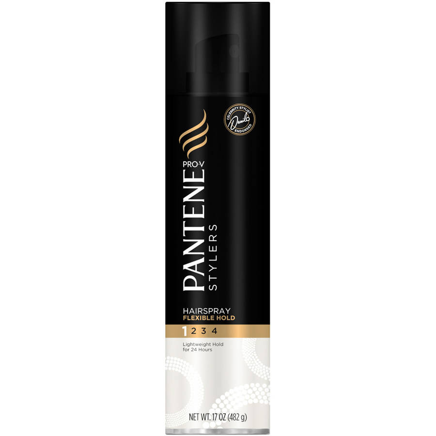 Pantene Pro-V Stylers Flexible Hold Hairspray, 17 oz