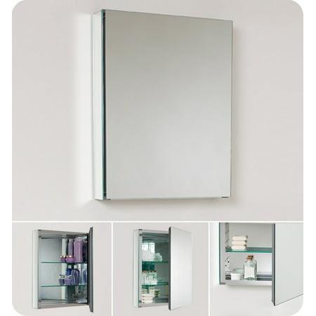 Single Recessed Medicine Cabinet (Fresca FMC8058 20