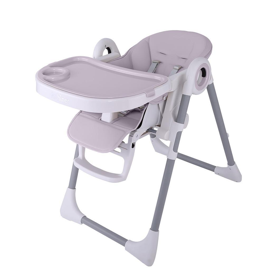 Margot 7 Height Adjustable Baby High Chair Space Saver Mu...