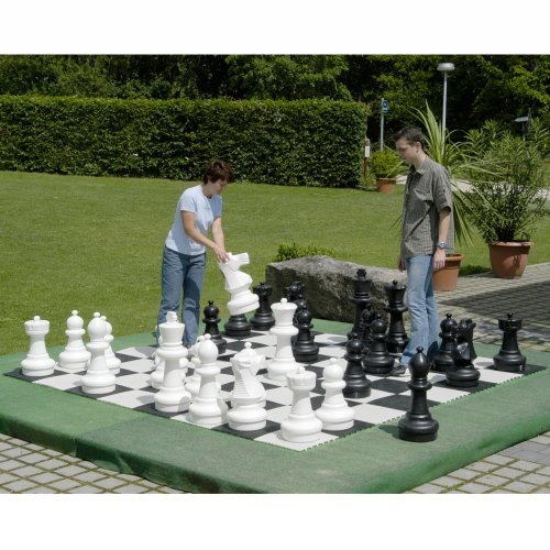 KETTLER Giant Chess Set - 14ft x 14ft
