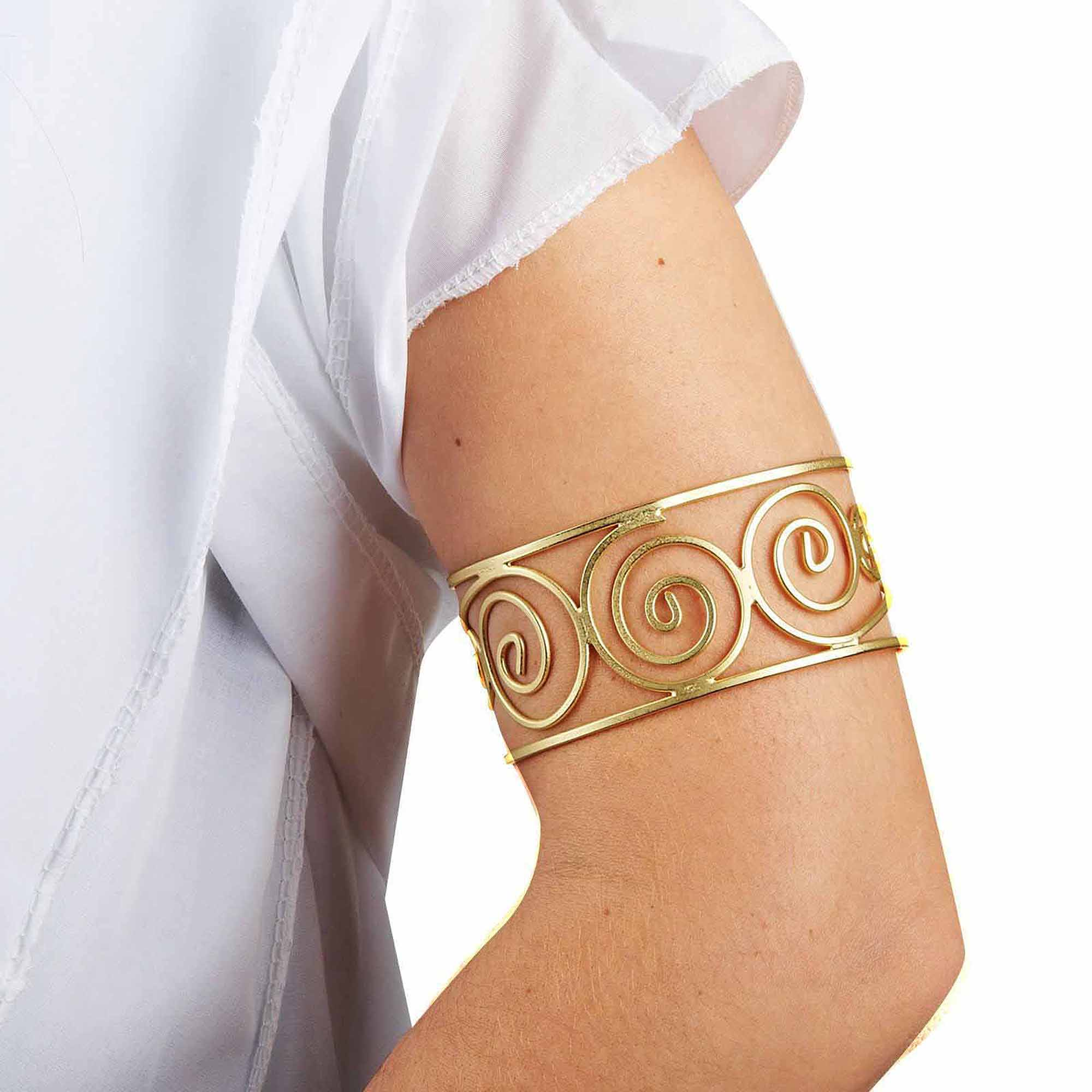 Grecian Arm Cuff Halloween Costume Accessory
