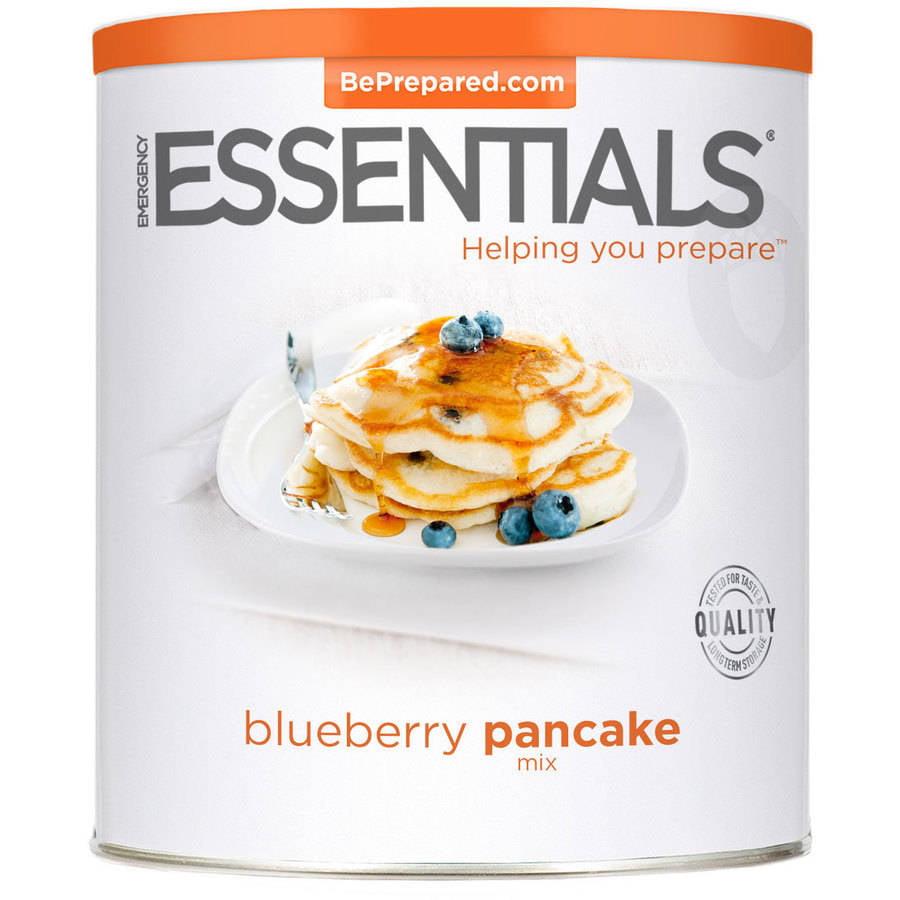 Emergency Essentials Blueberry Pancake Mix, 53 oz by Emergency Essentials