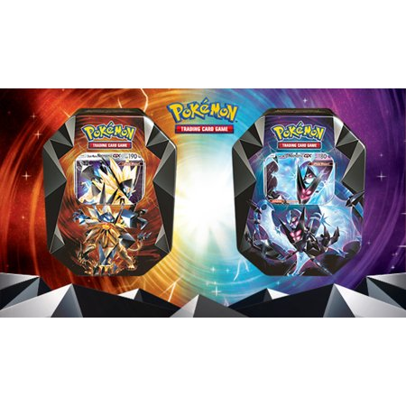 Ex Deoxys Pokemon Card - 2018 Pokemon Spring Tin Necrozma Prism Trading Cards