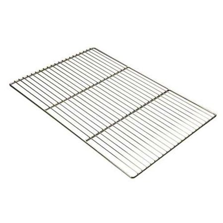 Cooling grate, chrome plated, 17 in. x 25 in. - Pack of (Carbon Cooling Plate)