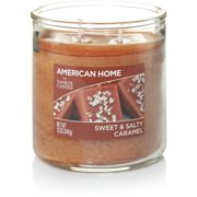 American Home by Yankee Candle Sweet & Salty Caramel, 12 oz Medium 2-Wick Tumbler