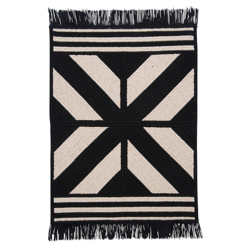 Colonial Mills Sedona Black Area Rug