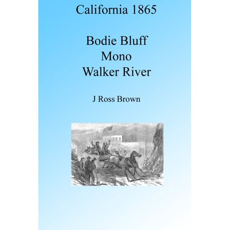 Lighthouse Bodie - California 1865: Bodie Bluff, Mono – Dead Sea of the West, Walker River - eBook