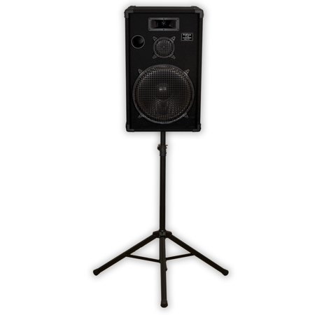 Podium Pro E1500C Passive 15″ Speaker and Stand 600W PA DJ Karaoke Home 1500C1SET1