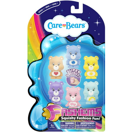 Antique Dolls Value (Fash'ems Value Pack, Care Bears, S1 )