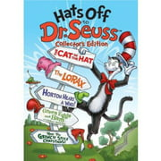 Hats Off to Dr. Seuss Collector's Edition by WARNER HOME ENTERTAINMENT