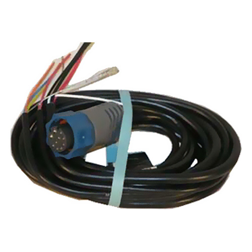 Lowrance 127-49 Dual RS-422 Communication Port Power Cable f/ Elite 7 HDi Series