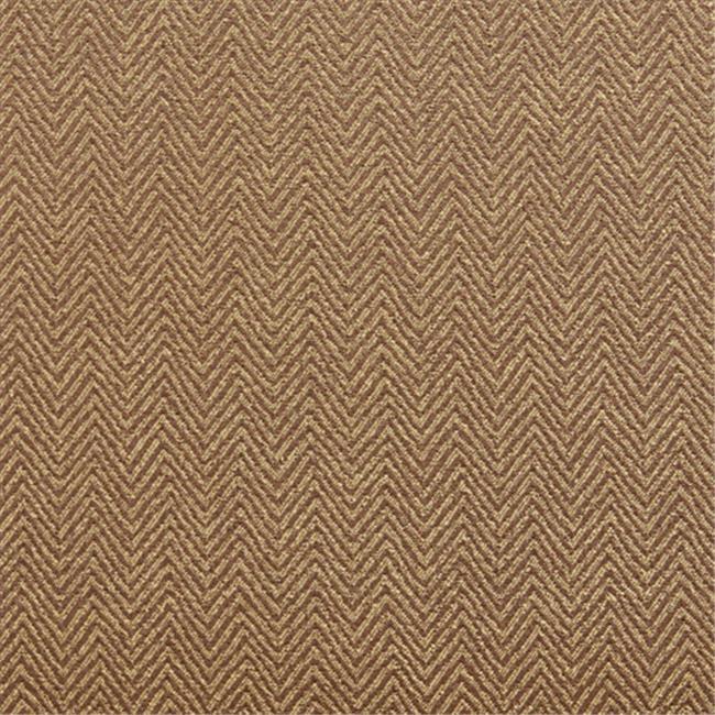 Designer Fabrics K0220J 54 in. Wide Gold Small Herringbone Chevron Upholstery Fabric