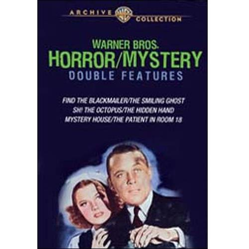 Warner Bros. Horror / Mystery Double Features (Full Frame)