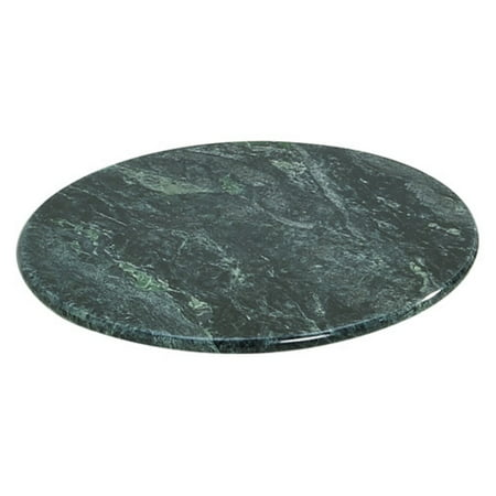 Creative Home Green Marble 12 in. Lazy Susan ()
