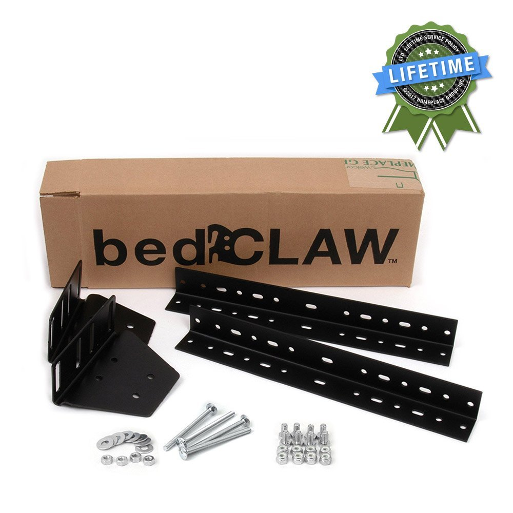 Universal Footboard Attachment Kit With Combo Bag Hardware These