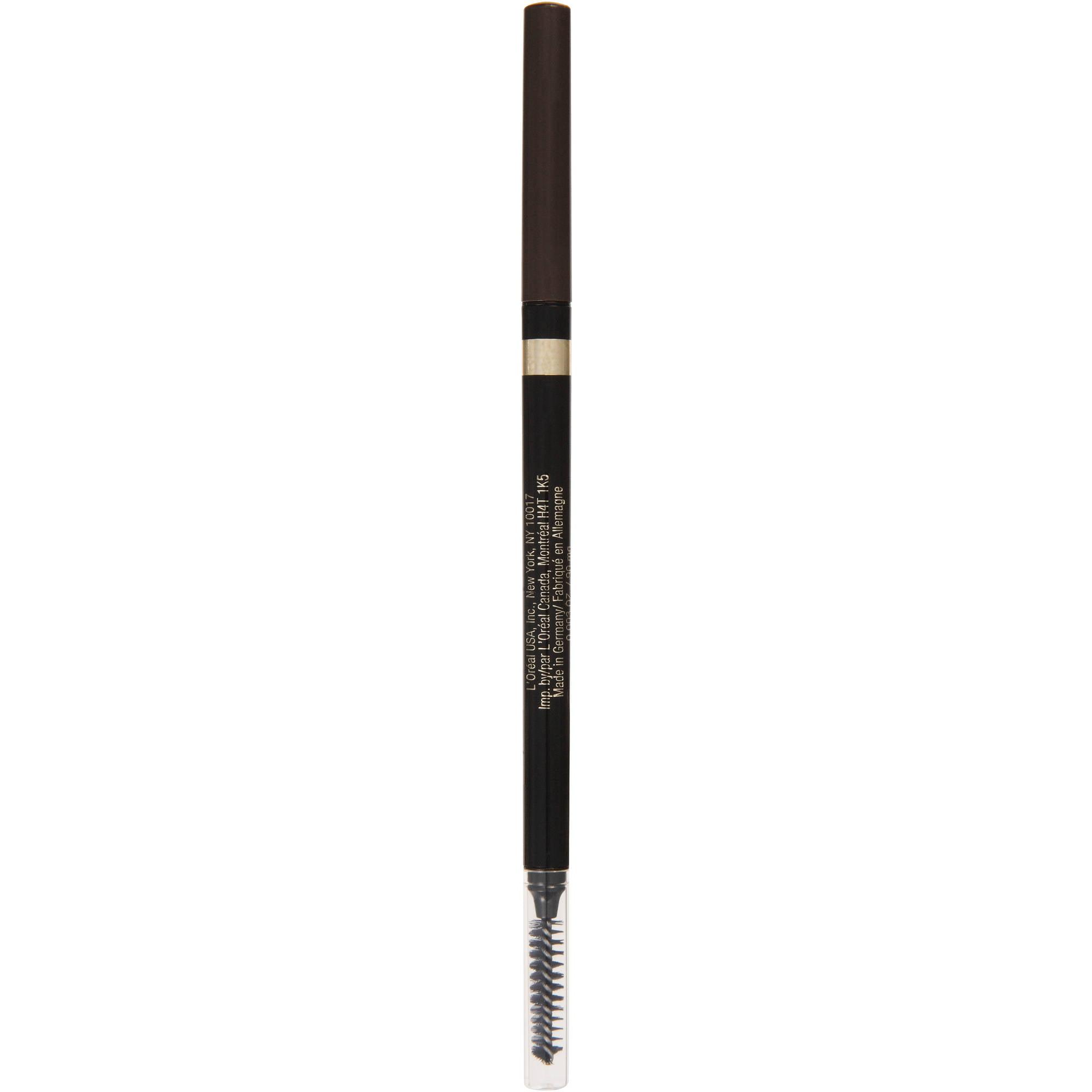 Loreal Paris Brow Stylist Definer Pencil Brunette Walmart