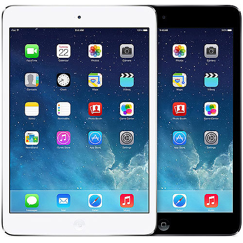 Apple iPad mini 16GB with Wi-Fi Verizon Black