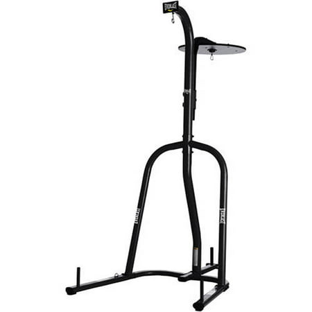 Everlast Dual Station Heavy Bag Stand with 100-lb. Kit and