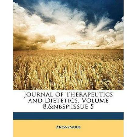 Journal Of Therapeutics And Dietetics  Volume 8  Issue 5