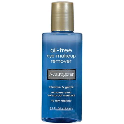 Neutrogena(R) Oil-Free Eye Makeup Remover Cleansing 5.5 Oz