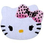 Hello Kitty Dots J'Adore Tufted Bath Rug, 1 Each