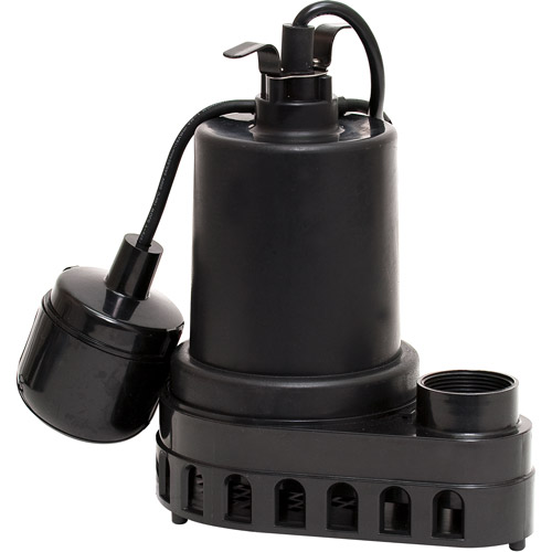 Superior Pump 1/2 HP Sump Pump