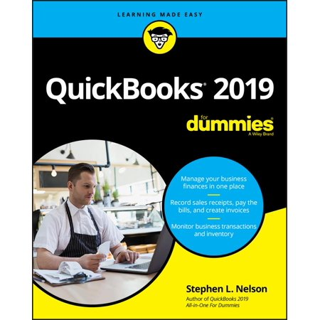 QuickBooks 2019 for Dummies (Ventriloquist Dummies Halloween)