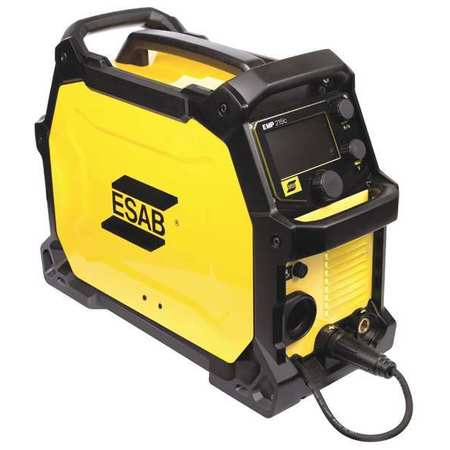 ESAB MIG Welder,120/230VAC,ESAB Rebel Series 558102239
