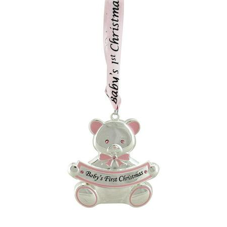 Silver Plated Teddy - 3
