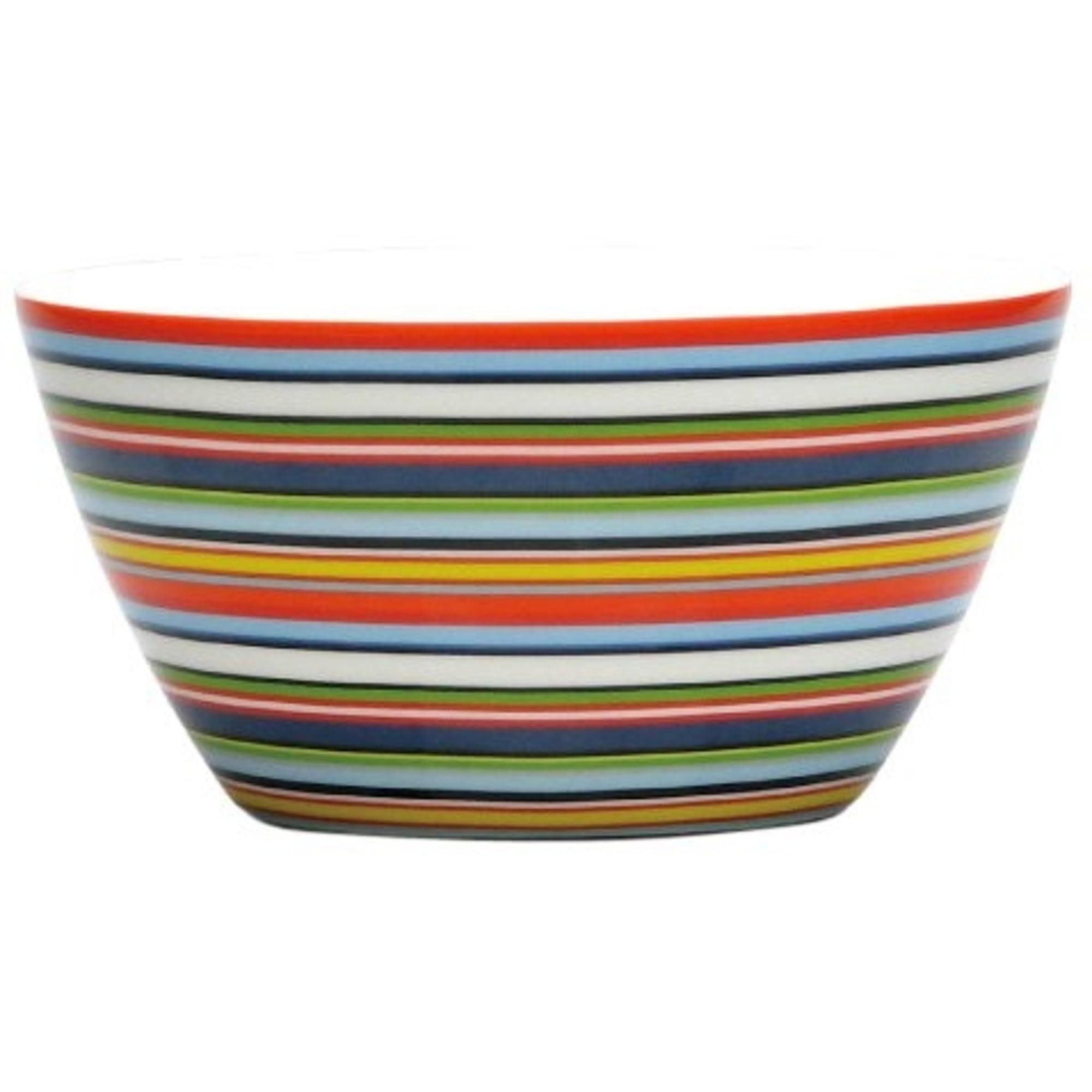 iittala Origo Pasta Bowl Stripes Design 0.5 L by iittala