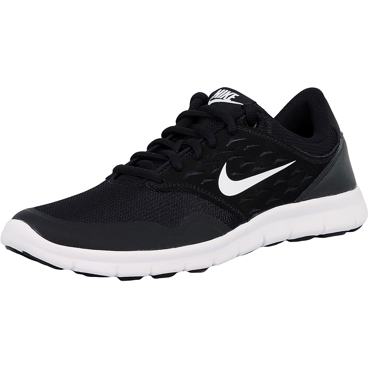 Nike Women's Orive Nm Black/White Ankle-High Running Shoe...