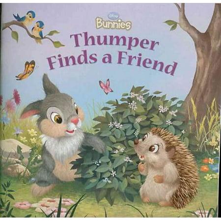 Thumper Toys (Thumper Finds a Friend (Disney)