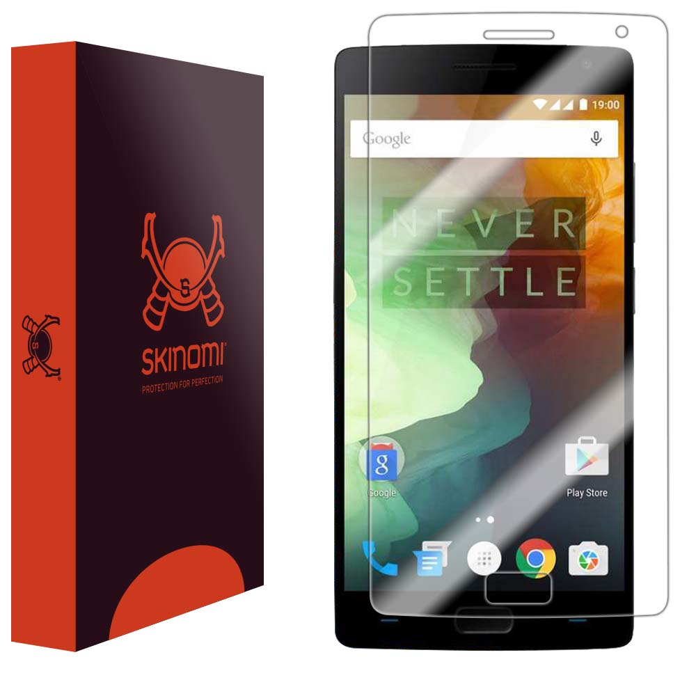 Skinomi TechSkin - Ultra Clear Film Screen Protector for OnePlus 2