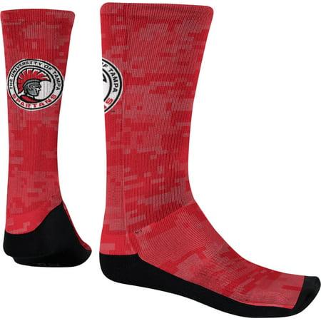Men's University of Tampa Digital Sublimated Socks (Apparel)