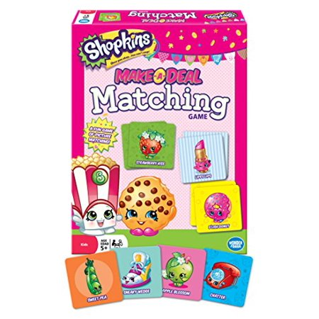 Shopkins Make a Deal Matching Game - image 1 of 1