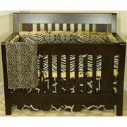 Cotton Tale Sumba 4 Piece Crib Bedding Set