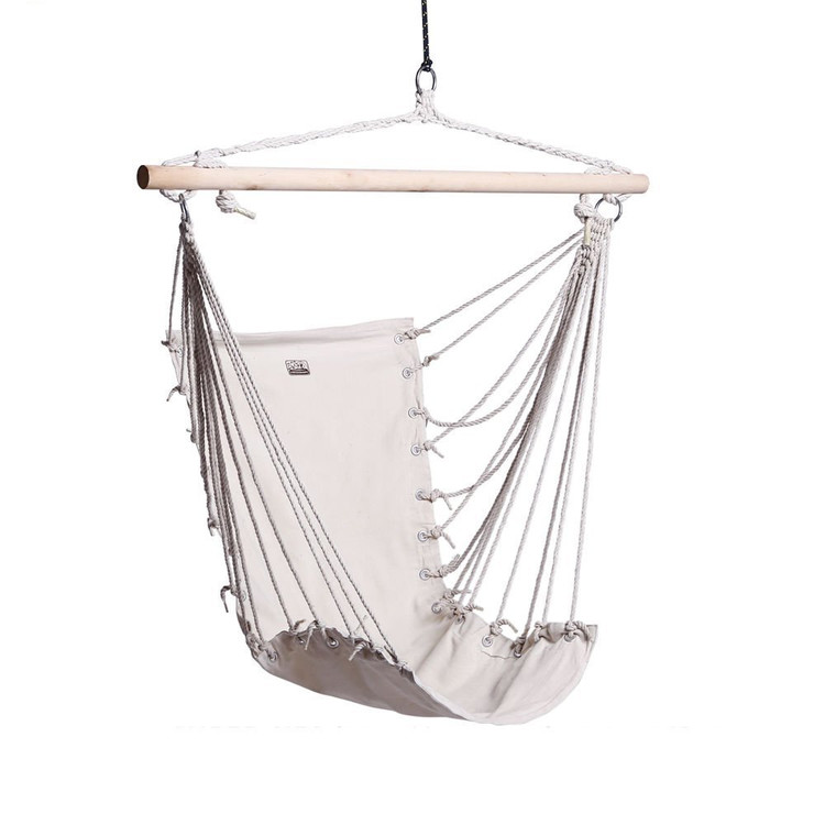 Garden Patio Porch Canvas Hammock Swing Dormitory Leasure Hanging Chair